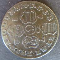 Münze Lüttich 1752 - 2 Liards Wappen Kupfer Ss       - Belgique