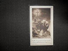 Doodsprentje ( E 777 )  Gelin / Kinnaer -  Oplinter  Zout - Leeuw  Zoutleeuw  1922 - Obituary Notices