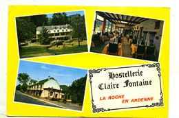 La Roche : Hostellerie Claire-Fontaine Multivues - La-Roche-en-Ardenne