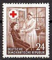 DDR Mi.Nr. 385 Y * (A-6-20) - [6] Repubblica Democratica