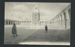 Tunisie - 17 - Kairouan - Cour De La Grande Mosquée   Xh61 - Tunisia