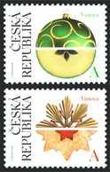 Czech Republic - 2018 - Christmas - Mint Stamp Set - Tchéquie