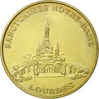 France, Jeton, Jeton Touristique, Lourdes - Sanctuaires Notre Dame, 2004, MDP - Other