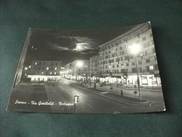 PARMA VIA GARIBALDI NOTTURNO ALBERGO BRISTOL - Parma