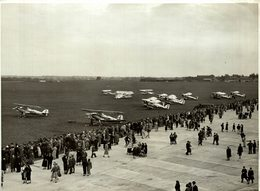Hawker Demon BIGGIN HILL BULLDOG    21  * 16 CM Aviation, AIRPLAIN, AVION AIRCRAFT - Aviation