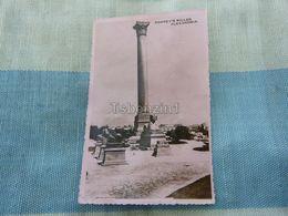 Pompey's Pillar Alexandria Egypt - Alexandria