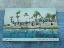 La Caire Village Arabe Aux Pyramides Egypt - Cairo