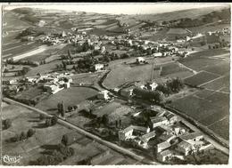 LEYNES Vue Générale Aérienne Cim 465-106 A (cachet Postal Pointillé) - Other Municipalities