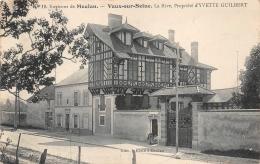 VAUX SUR SEINE         LA RIVE   PROPRIETE D YVETTE GUILBERT - France