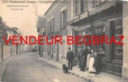 VERNOUILLET    GRANDE RUE    EPICERIE MODERNE   COMMERCE  TOP - France