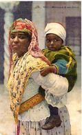 Mauresque Et Son Enfant - Women