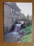 Molens, Moulins, Mills / Ottergem, De Watermolen --> Onbeschreven - Erpe-Mere