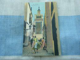 Tunis Rue Sidi Ben Arous Tunisia - Tunisia
