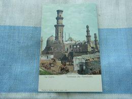 Le Caire Tombeaux Des Mamelouks Egypt - Cairo