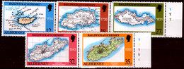 Alderney-002 - Emissione 1989 (++) MNH - Senza Difetti Occulti. - Alderney