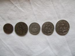 Poland: Set 10, 20, 50 Groszy 1923 - Polonia