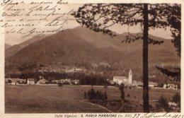 [DC7706] CPA - VALLE VIGEZZO - S. MARIA MAGGIORE M. 816 - Viaggiata 1925 - Old Postcard - Verbania