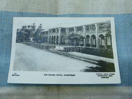 The Grand Hotel Khartoum Sudan - Sudan