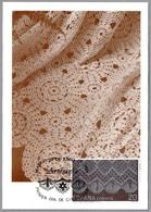 Artesania: ENCAJE DE BOLILLOS - Bobbin Lace. Madrid 1989 - Textiles