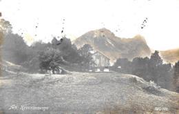 [DC7751] CPA - SVIZZERA - AM KERENZERBERG - CARTOLINA FOTOGRAFICA - Viaggiata 1907 - Old Postcard - SG St-Gall