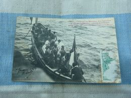 Voyage Du Ministre Des Colonies Africa - Cartoline