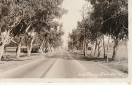 Highway, Encinitas, California R P P C - United States