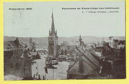 * Liège - Luik (La Wallonie) * (L'image Artistique, Nr 2) Exposition, Expo 1905, Panorama Vieux Liège, Kiosque - Luik