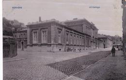 """VERVIERS ACP """"Le Collège"""" Rue Du Gymnase  Circulée En 1909   Voir Scans - Verviers"""