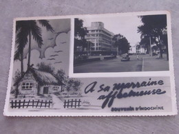 CPSM Indochine - Postales