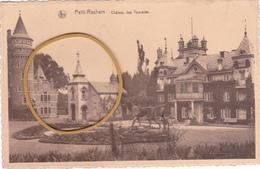 """VERVIERS ACP Nels  Petit-Rechain """"Château Des Tourelles """"""""  Voir Scans - Verviers"""