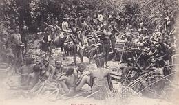 CONGO  Une Halte En Foret ( Plan Animé ) - Congo Francese - Altri