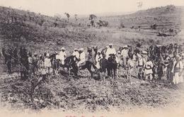 CONGO  N' DELLE  Départ D ' Une Mission ( Plan Animé ) - Congo Francese - Altri
