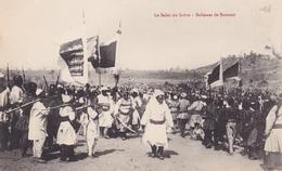 CONGO   Le Salut Du Sabre  Sultanat De SNOUSSI  ( Plan Animé ) - Congo Francese - Altri
