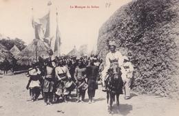 CONGO  La Musique Du Sultan ( Plan Animé ) - Congo Francese - Altri