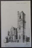 Clamecy (Nièvre) - Carte Postale Précurseur - Eglise St Martin - Non-circulée - Clamecy