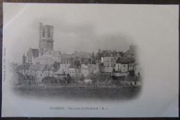 Clamecy (Nièvre) - Carte Postale Précurseur - Vue Prise Du Boulevard - Non-circulée - Clamecy