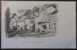 Clamecy (Nièvre) - Carte Postale Précurseur - La Rue De L'Abreuvoir - Non-circulée - Clamecy