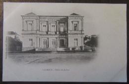 Clamecy (Nièvre) - Carte Postale Précurseur - Palais De Justice - Non-circulée - Clamecy
