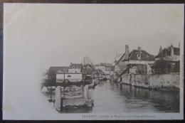 Clamecy (Nièvre) - Carte Postale Précurseur - Le Bief Du Moulin Pris Du Pont De Beuvron - Non-circulée - Clamecy