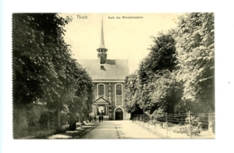 Thielt - Kerk Der Minnebroeders / Thill - Tielt