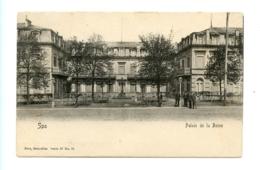Spa - Palais De La Reine / Nels Serie 27 N° 71 / 1905 - Spa