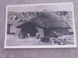 CPSM Basutoland .. A Native Dwelling - Lesotho