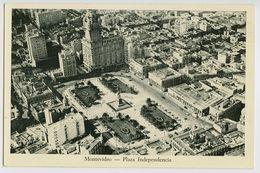00299 - URUGUAY - MONTEVIDEO - Plaza Independencia - Uruguay