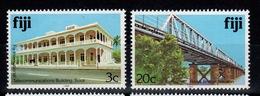 Fidji - FIJI YV 578 & 579 N** - Fidji (1970-...)