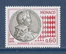 Monaco - Yt N° 980 - Neufs Sans Charnière - 1974 - Monaco