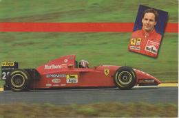 FERRARI F1 GERHARD BERGER - Grand Prix / F1