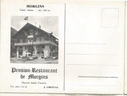 Morgins  (lettre - VS Valais