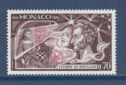 Monaco - Yt N° 964 - Neufs Sans Charnière - 1974 - Monaco