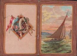 Petit Almanach Postal Et Télégraphiques 1918 - Calendars
