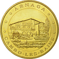 France, Jeton, Jeton Touristique, Cambo-Les-Bains - Arnaga, 2013, MDP, TTB - Other